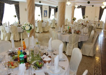 Sala weselna Ciechanów Hotel Atena wedding business & spa Ciechanów